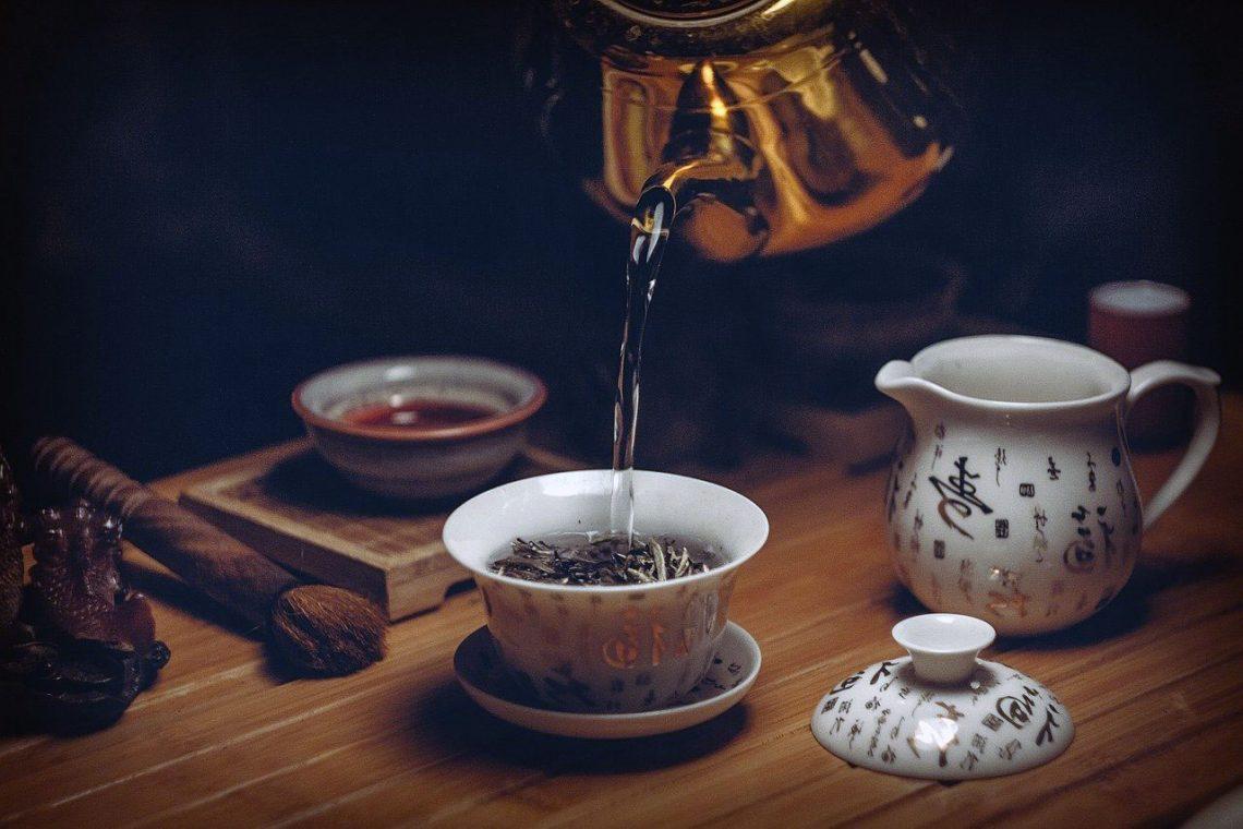 Vietnamský zelený čaj