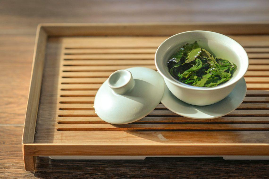 Japonský zelený čaj Bancha
