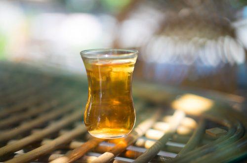 Japonský zelený čaj Sencha