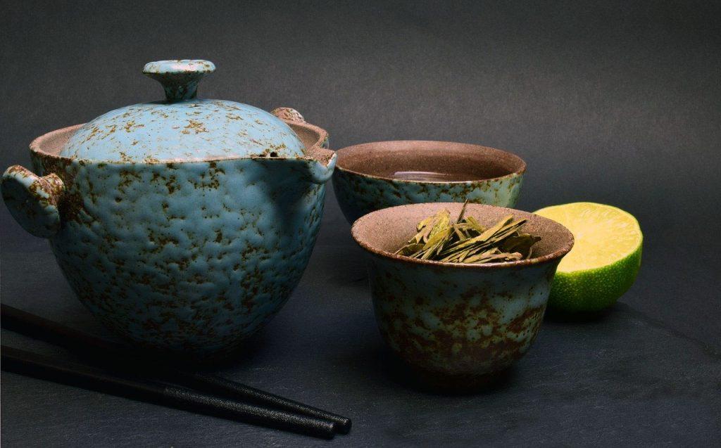 čínský zelený čaj