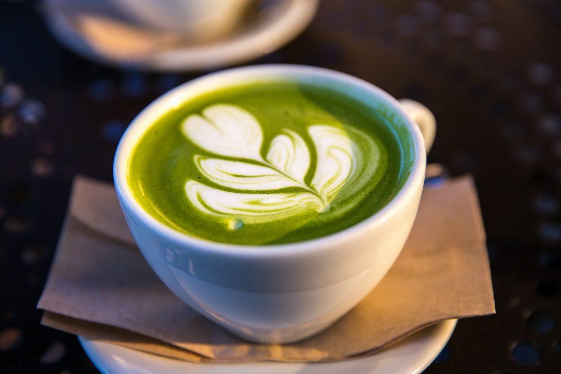 Matcha tea pozitivní účinky