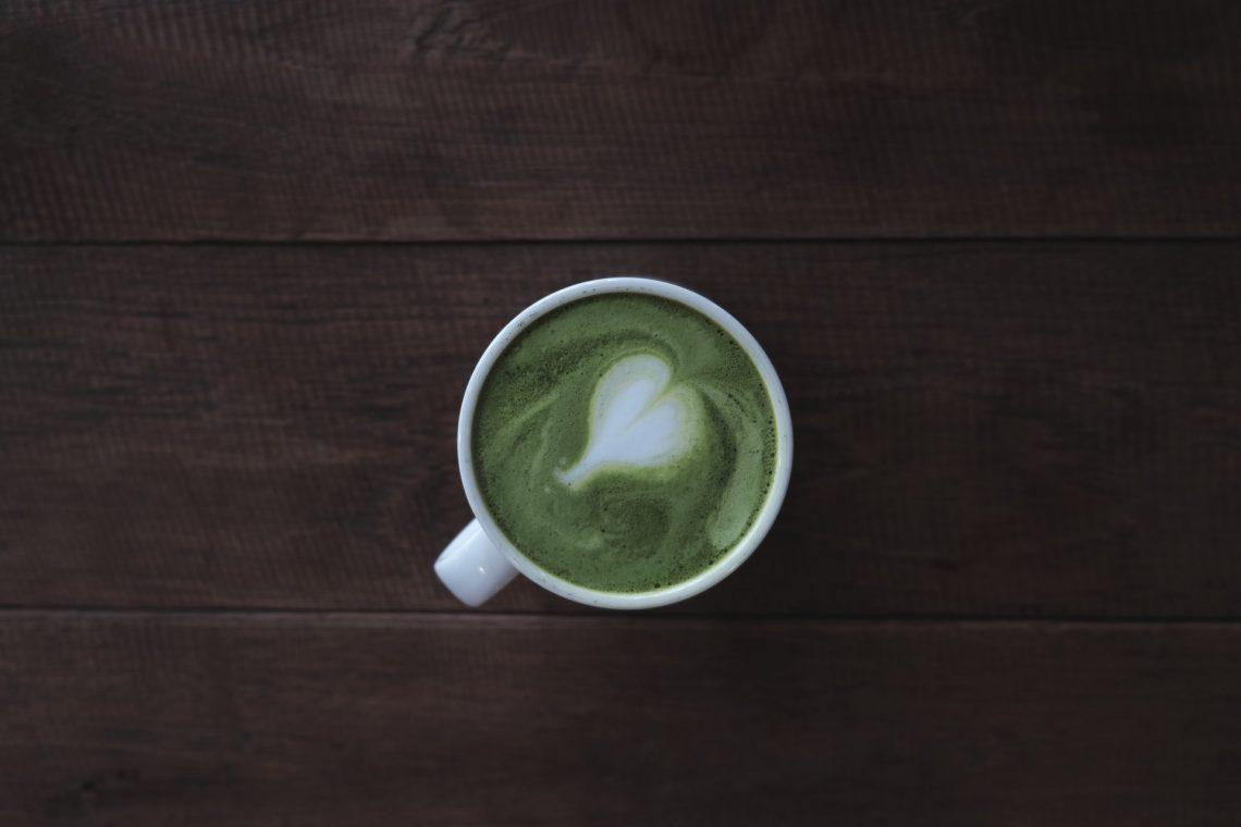 Matcha tea recenze