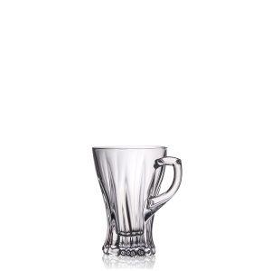 Aurum Crystal Šálky PLANTICA 150 ml