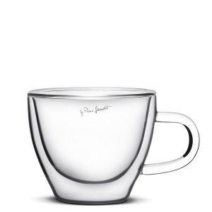Lamart VASO termo šálky na cappuccino 190 ml