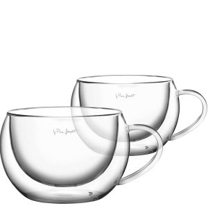 Lamart VASO termo hrnky na cappuccino 270 ml
