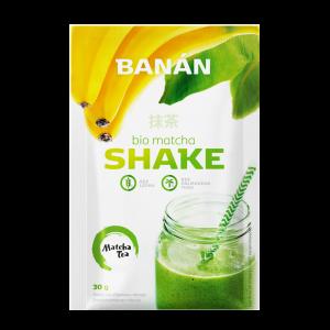 Amylon Bio Matcha Tea shake banán 30 g