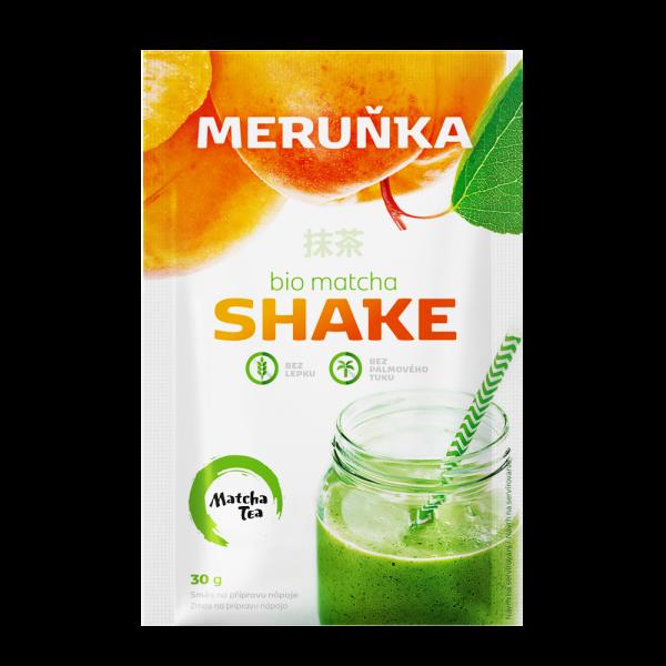 Amylon Bio Matcha Tea shake meruňka 30 g