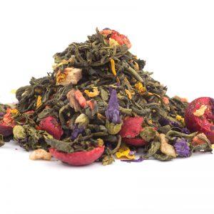Andělské Ovoce - Zelený Čaj