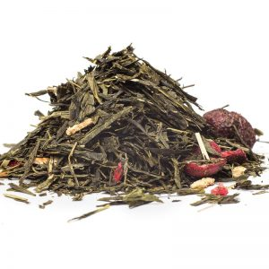 Brusinkovo - Citrónový - Zelený Čaj